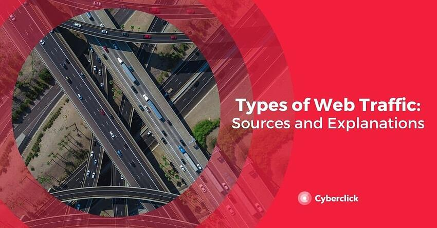 Types of Web Traffic Sources and Explanations