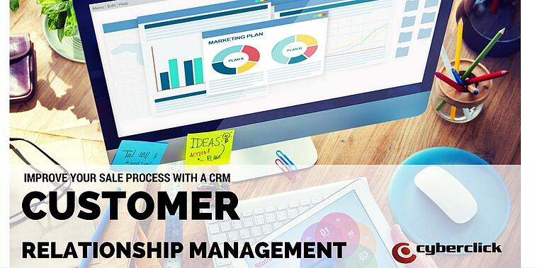 How a CRM will improve your sales process