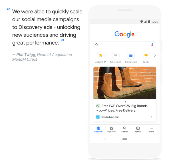 Google Discovery Ads: Definition and Benefits