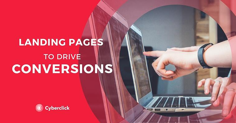 What is a landing page and how to increase conversions?