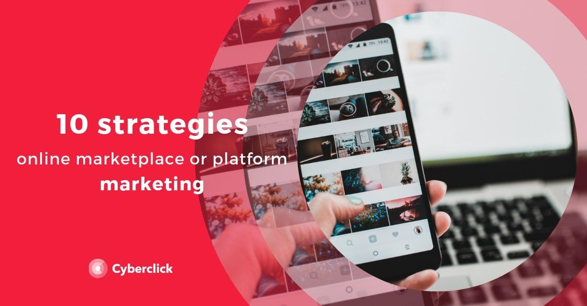 Online marketplace or platform