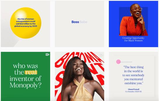 Best brands on Instagram: Shopify