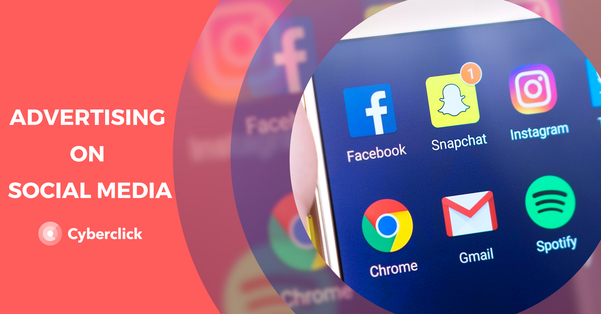 What Are Social Media Ads? Types & Examples of Social Media Advertising
