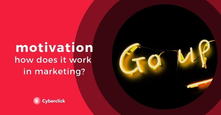 Motivation in marketing