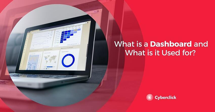 What is a dashboard