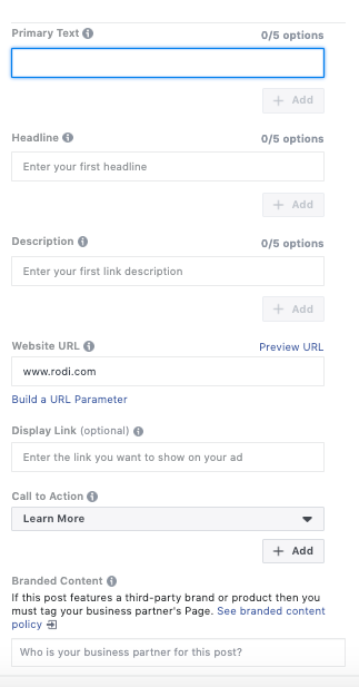 How to Use Facebook Dynamic Creative?