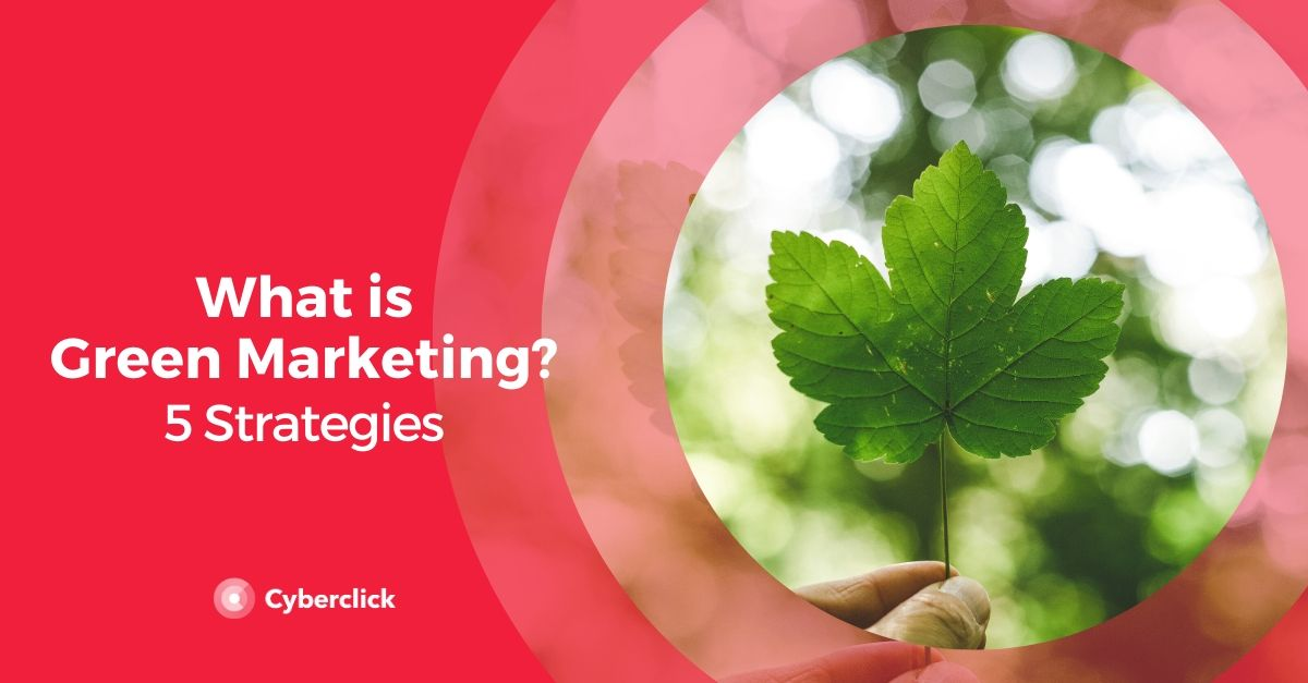 What is Green Marketing: 5 Strategies