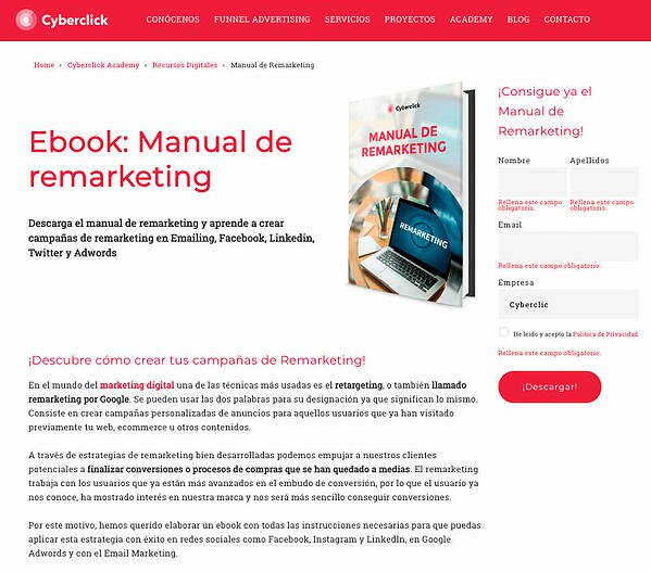 Inbound Marketing: How to get Clients by Writing eBooks (Case Study)