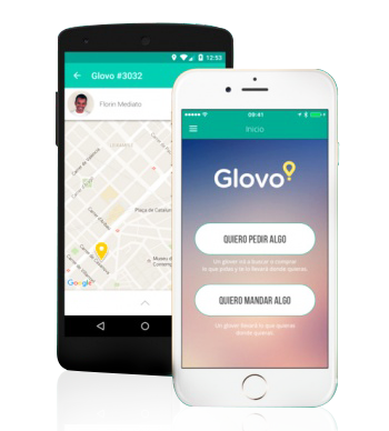 Glovo Success Story