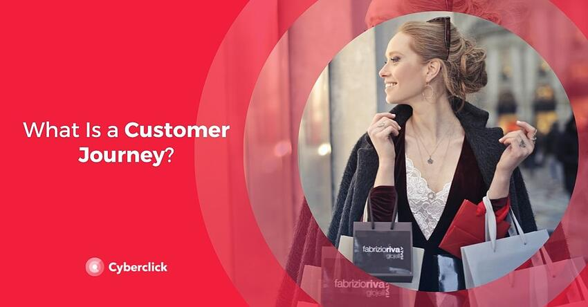 What is a customer journey