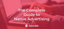 EN - Ebook - Native Advertising - Academy