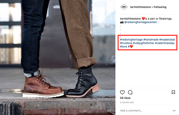 ejemplos de hashtags en instagram - Marketing.png