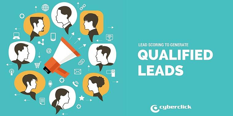 Lead Scoring to generate qualified leads